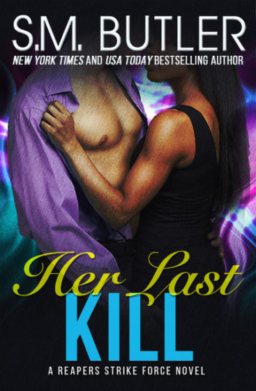 Book Cover: Her Last Kill