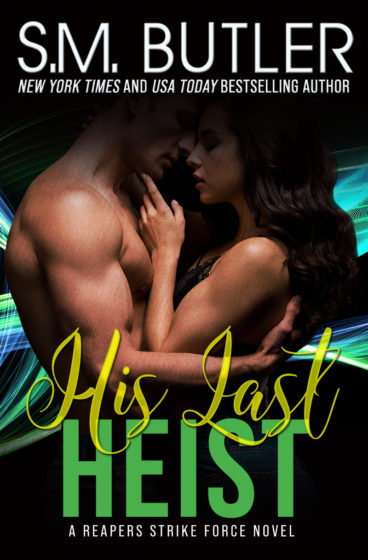 Book Cover: His Last Heist